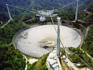 Arecibo Telescope3