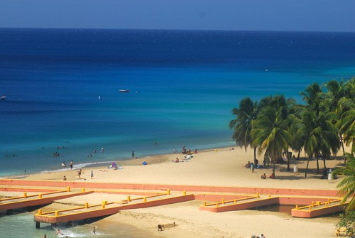 It Is A Beach Located In The Northwestern Puerto Rican