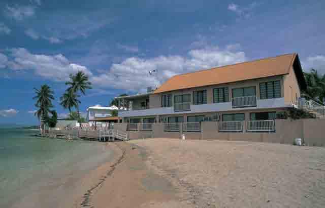 Parador Joyuda Beach Is The Only Beachfront Hotel In
