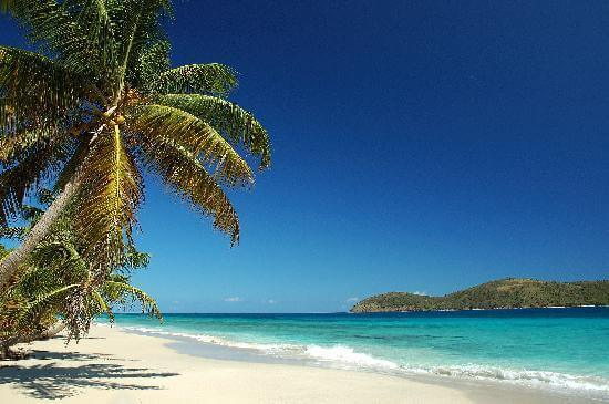 Zoni Beach Is A Quiet With Public Access Facing Northeast Great View Of Culebrita Cayo Norte And St Thomas